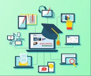 Download buku digital madrasah KMA 183 Tahun 2019
