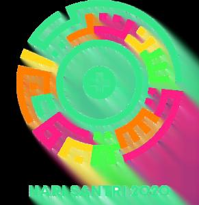 logo hari santri nasional 2020 png