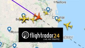 Aplikasi Flightradar24